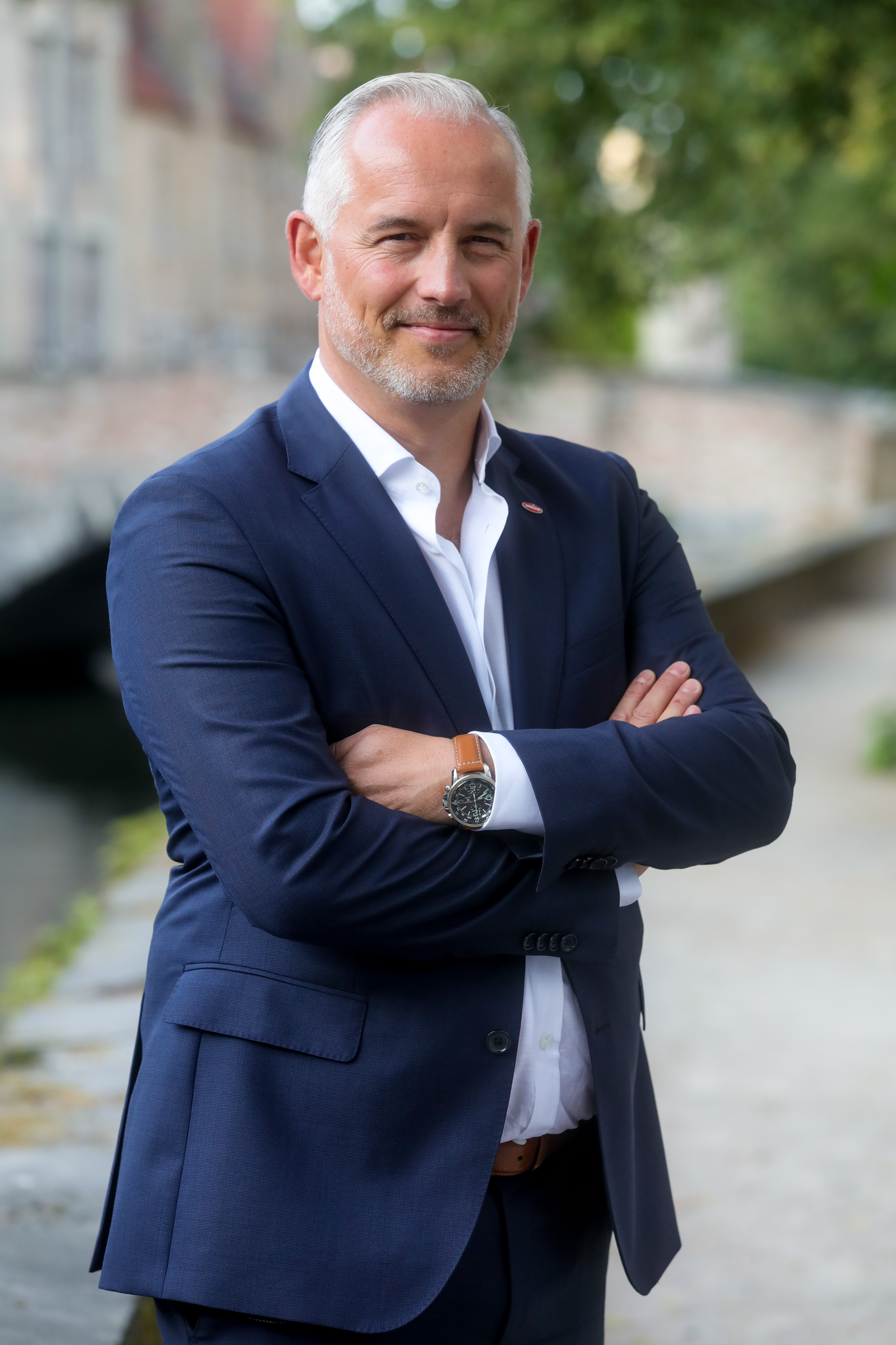 unizo brugge bestuurder Hendrik Vermeulen